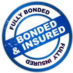 Fully Bonded and Insured